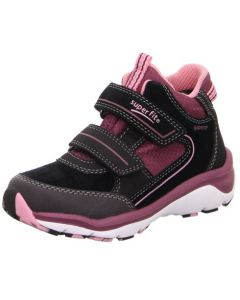 Superfit Sport 5 9239-02 Black Pink Gore-tex Boots