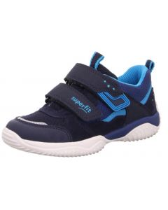 Superfit Storm 6382-80 Navy Trainers