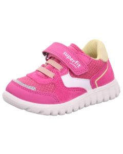 Superfit Sport 7 Mini 6195-55 Pink Trainers