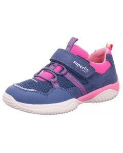 Superfit Storm 6384-801 Blue Pink Trainers