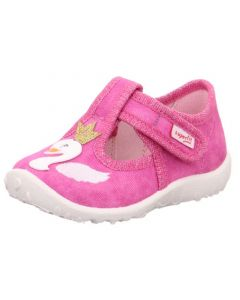Superfit Spotty 9256-50 Pink Canvas Shoes