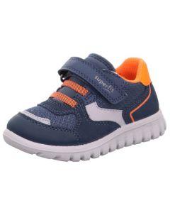 Superfit Sport 7 Mini 6195-802 Blue Trainers