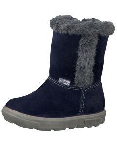 Ricosta Pepino Usky Blue OutDry Waterproof Boots