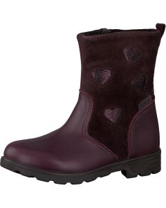 Ricosta Stephanie Burgundy RicostaTex Waterproof Boots