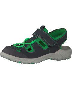 Ricosta Gerald Grey Green Sandals