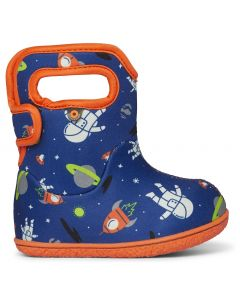 Baby Bogs Space Man Blue Boots
