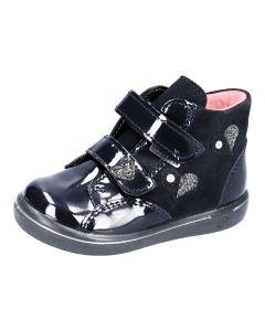 Ricosta Pepino Abby See Patent Waterproof Boots