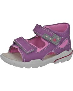 Ricosta Pepino Manto Purple Sandals
