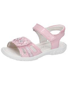 Ricosta Marisol Blush Pink Patent Sandals