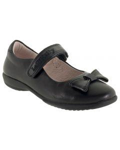 Lelli Kelly Perrie LK8206 Black Leather F Fitting School Shoes