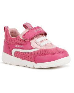 Geox Runner Fuchsia Pink Trainers