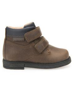 Geox Glimmer Brown Waterproof Boots