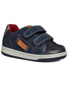 Geox Flick Navy Shoes