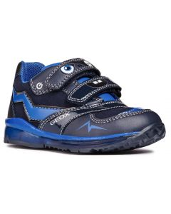 Geox Todo Navy Royal Pirate Trainers