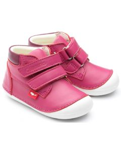 Chipmunks Bailey Pink Pre-Walkers