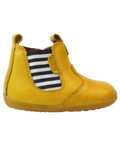 Bobux Step Up Jodhpur Chartreuse Jester Boots