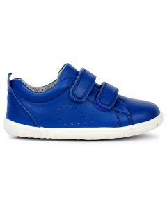 Bobux Step Up Grass Court Blueberry Shoes