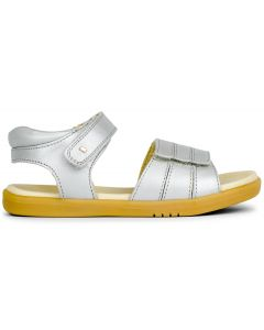 Bobux Kid+ Hampton Silver Sandals