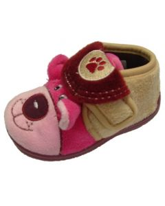 Mirak Bungle Pink Slippers