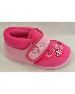 Sleepers Candi Slippers Pink