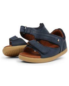 Bobux I-walk Driftwood Navy Sandals