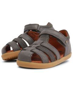 Bobux I-walk Roam Charcoal Grey Sandals