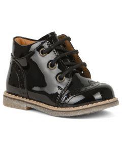 Froddo G2130247-3 Black Patent Boots