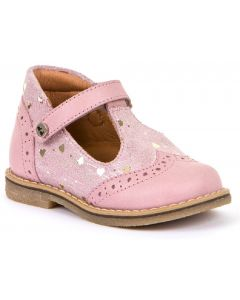 Froddo G2140044-1 Pale Pink T-bar Shoes
