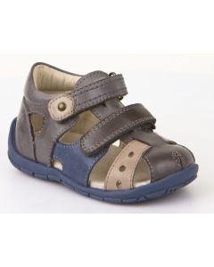 Froddo G2150087-1 Grey Closed Toe Sandals