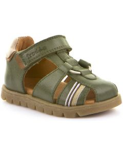 Froddo G2150099-4 Green Closed Toe Sandals