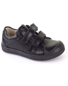 Froddo G3130089 Black School Shoes