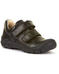 Froddo G3130188 Black School Shoes