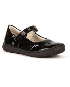Froddo G3140131-1 Black Patent School Shoes