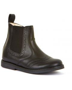 Froddo G3160061 Black Leather School Boots
