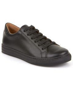 Froddo G4130059 Black Leather School Shoes