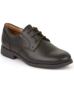 Froddo G4130060 Black Leather School Shoes