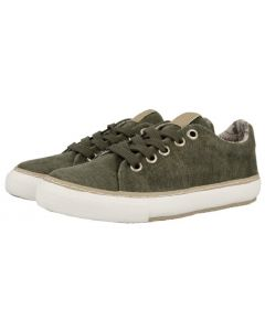 Gioseppo 38974 Khaki Canvas Shoes