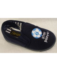 Sleepers Goal Slippers