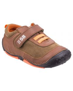 Hush Puppies Harry Brown Pre-Walkers