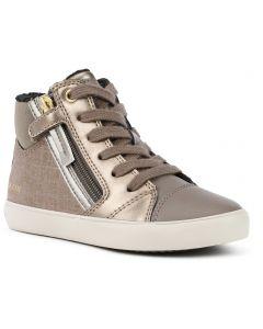 Geox Gisli Smoke Grey Boots