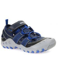 Geox Kyle Navy Sandals
