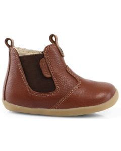 Bobux Step Up Jodphur Toffee Boots