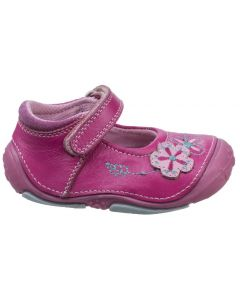 Hush Puppies Lara Pink Pre-walkers