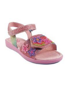 Lelli Kelly Rainbow Stars Glitter Sandals