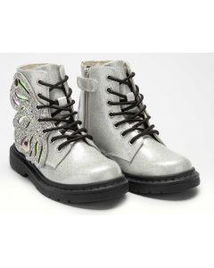 Lelli Kelly Fairy Wings Silver Boots
