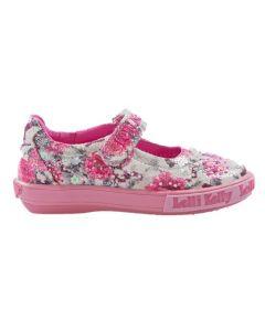 Lelli Kelly Justine Pink Shoes