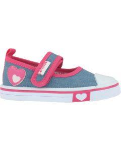 Primigi 5445522 Denim Pink Canvas Shoes