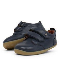 Bobux Step Up Port Navy Shoes