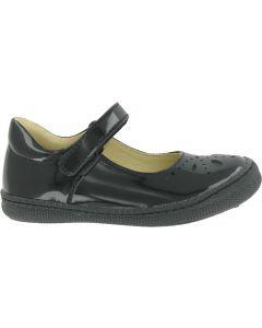 Primigi 4432100 Black Patent School Shoes