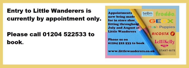 Visiting Little Wanderers